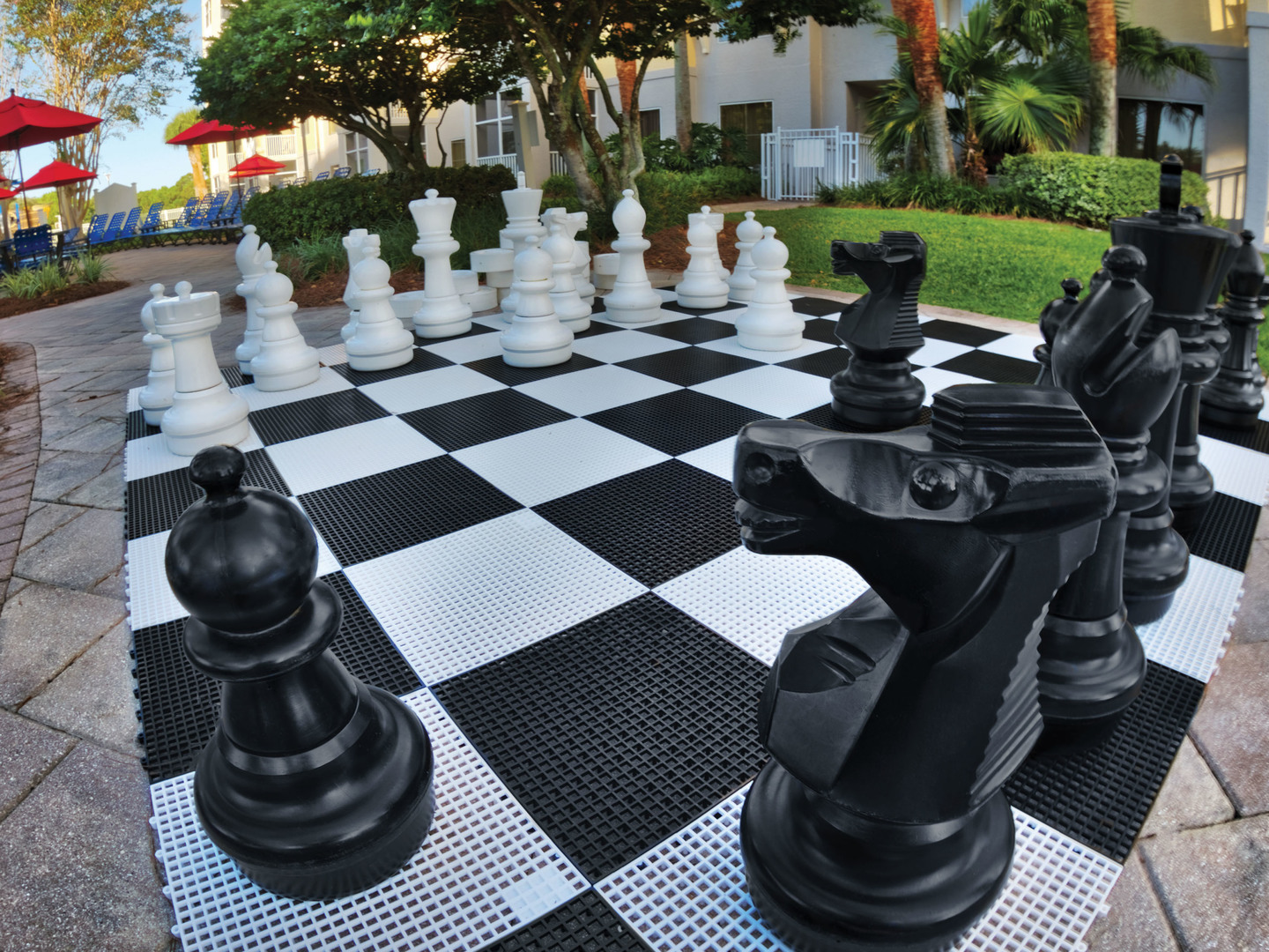 Marriott's Legends Edge at Bay Point Activities/Chess. Marriott's Legends Edge at Bay Point is located in Panama City, Florida United States.