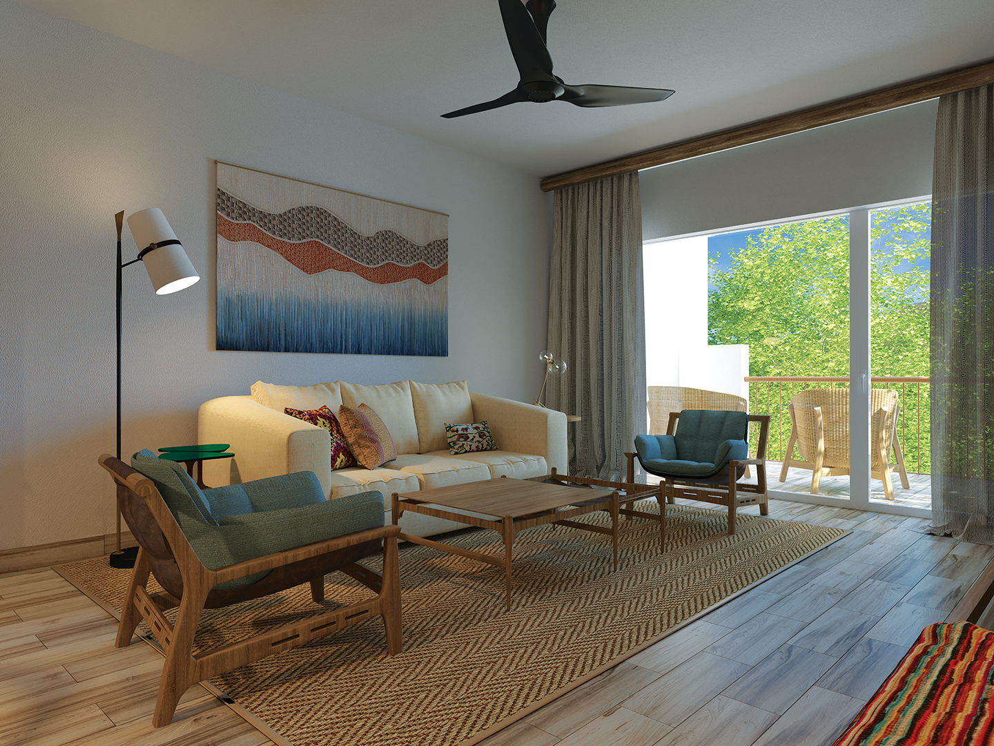 Image of the Living Room