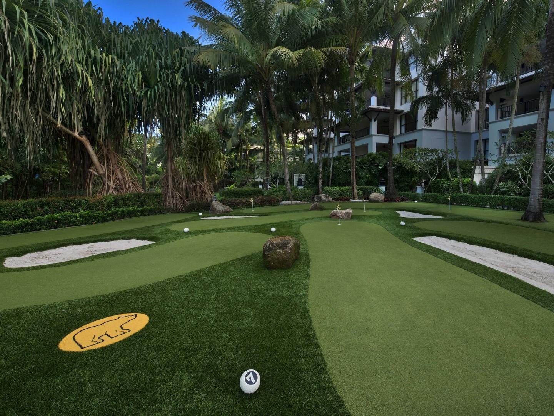 Marriott's Mai Khao Beach — Phuket Resort Mini Golf. Marriott's Mai Khao Beach — Phuket is located in Mai Khao, Talang, Phuket Thailand.