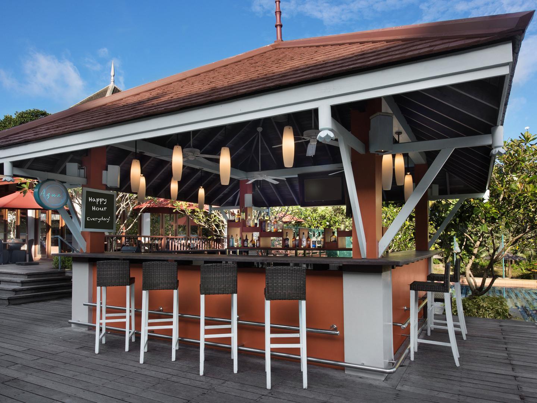 Marriott's Mai Khao Beach — Phuket Aqua Bar. Marriott's Mai Khao Beach — Phuket is located in Mai Khao, Talang, Phuket Thailand.