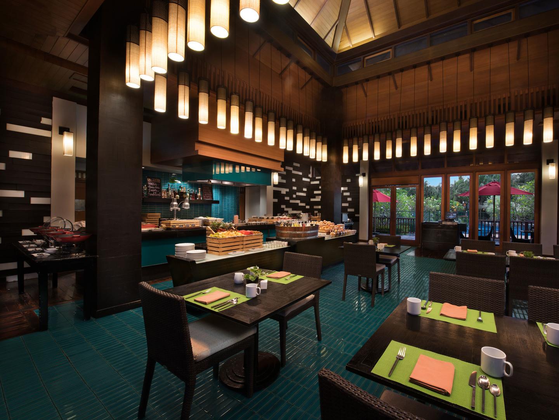 Marriott's Mai Khao Beach — Phuket Zest Restaurant. Marriott's Mai Khao Beach — Phuket is located in Mai Khao, Talang, Phuket Thailand.
