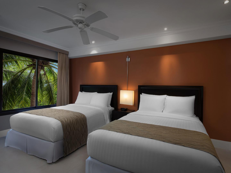 Marriott's Mai Khao Beach — Phuket Apartment Guest Bedroom. Marriott's Mai Khao Beach — Phuket is located in Mai Khao, Talang, Phuket Thailand.