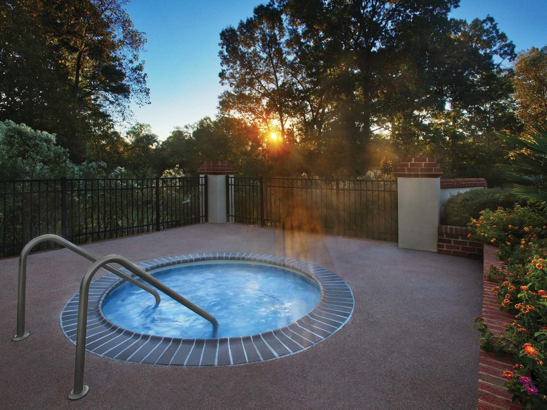 Marriott's Manor Club Whirlpool Spa. Marriott's Manor Club is located in Williamsburg, Virginia United States.
