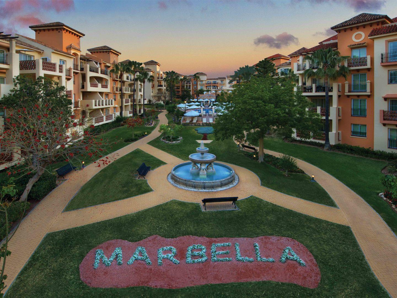 Resort Overview | Marriott's Marbella Beach Resort