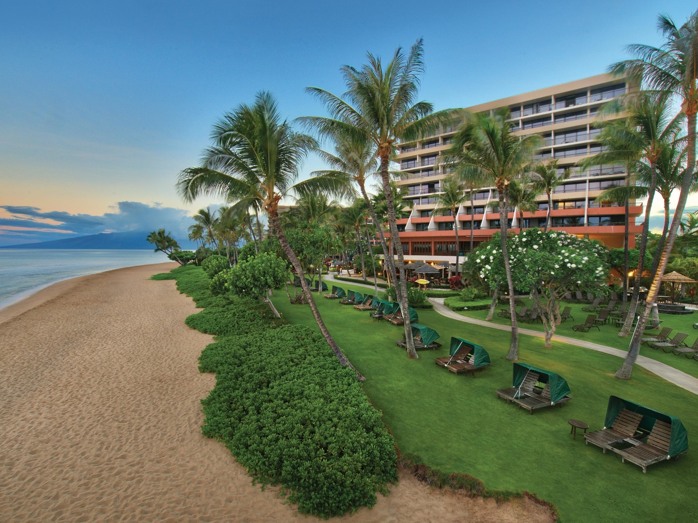 Resort Overview | Marriott's Maui Ocean Club