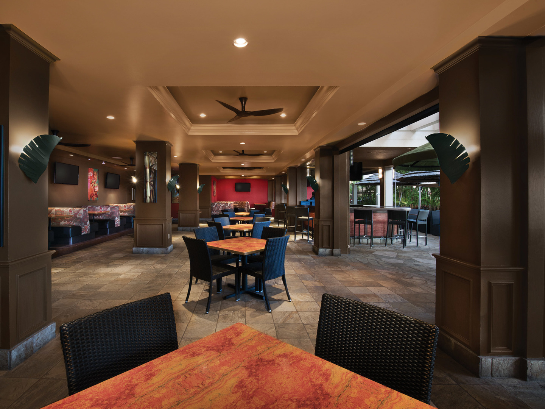 Marriott's Maui Ocean Club - Molokai, Maui, and Lanai Towers Kaanapali Grille Tap Room. Marriott's Maui Ocean Club - Molokai, Maui, and Lanai Towers is located in Lāhainā, Maui, Hawai'i United States.