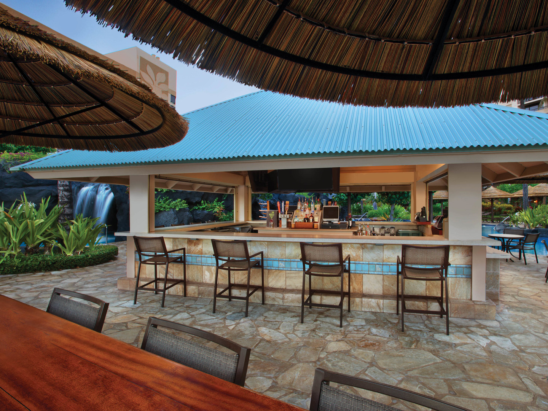 Marriott's Maui Ocean Club - Molokai, Maui, and Lanai Towers Lokelani Pool Bar. Marriott's Maui Ocean Club - Molokai, Maui, and Lanai Towers is located in Lāhainā, Maui, Hawai'i United States.