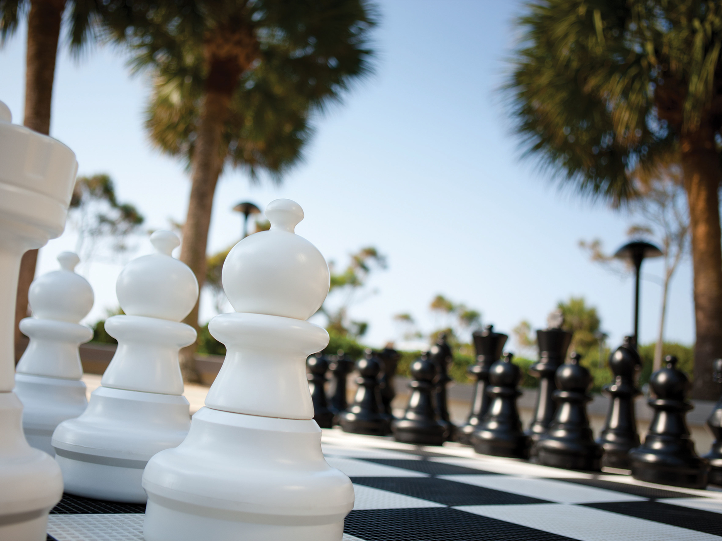 Marriott's Monarch Chess. Marriott's Monarch is located in Hilton Head Island, South Carolina United States.