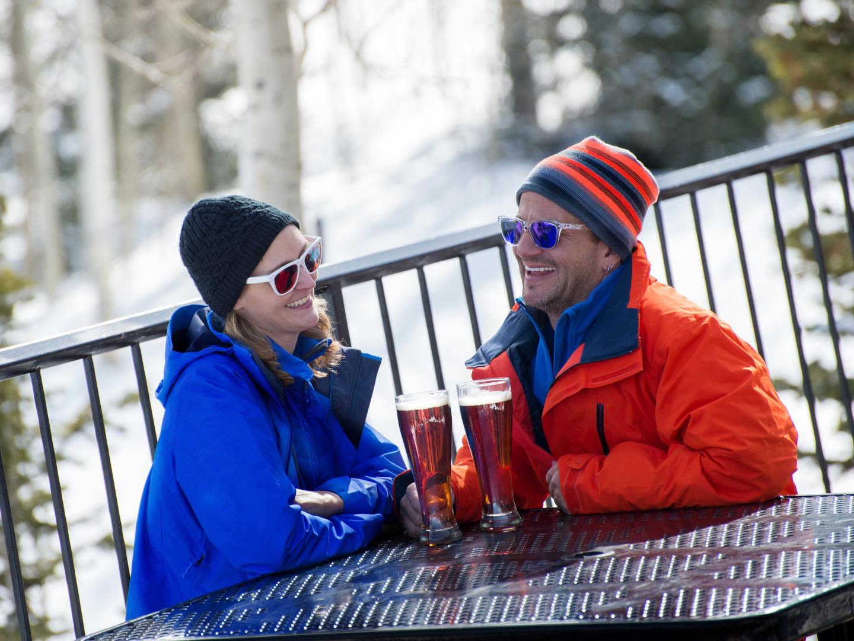Marriott's MountainSide Ski Park City. Marriott's MountainSide is located in Park City, Utah United States.