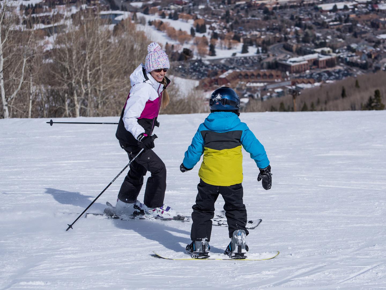 Marriott's MountainSide Family Ski Time. Marriott's MountainSide is located in Park City, Utah United States.