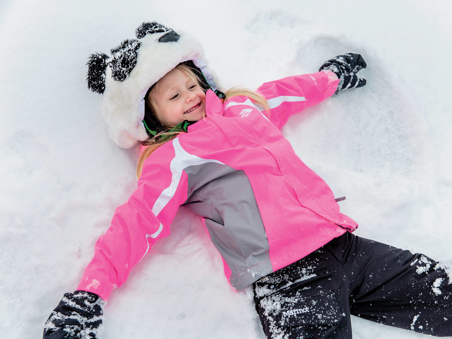 Marriott's MountainSide Snow Angels. Marriott's MountainSide is located in Park City, Utah United States.