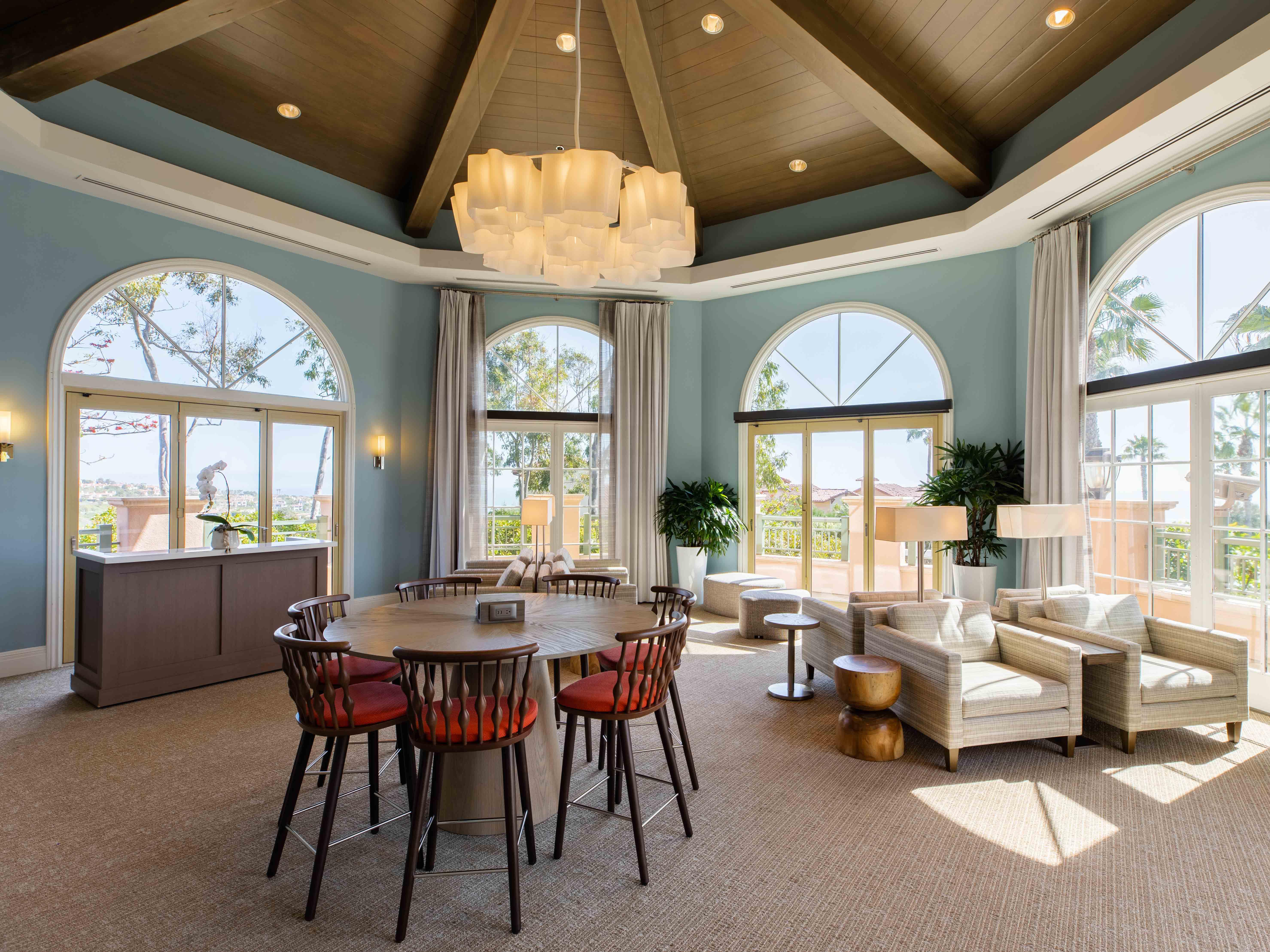 Marriott's Newport Coast<span class='trademark'>®</span> Villas Owners' Lounge. Marriott's Newport Coast<span class='trademark'>®</span> Villas is located in Newport Coast, California United States.