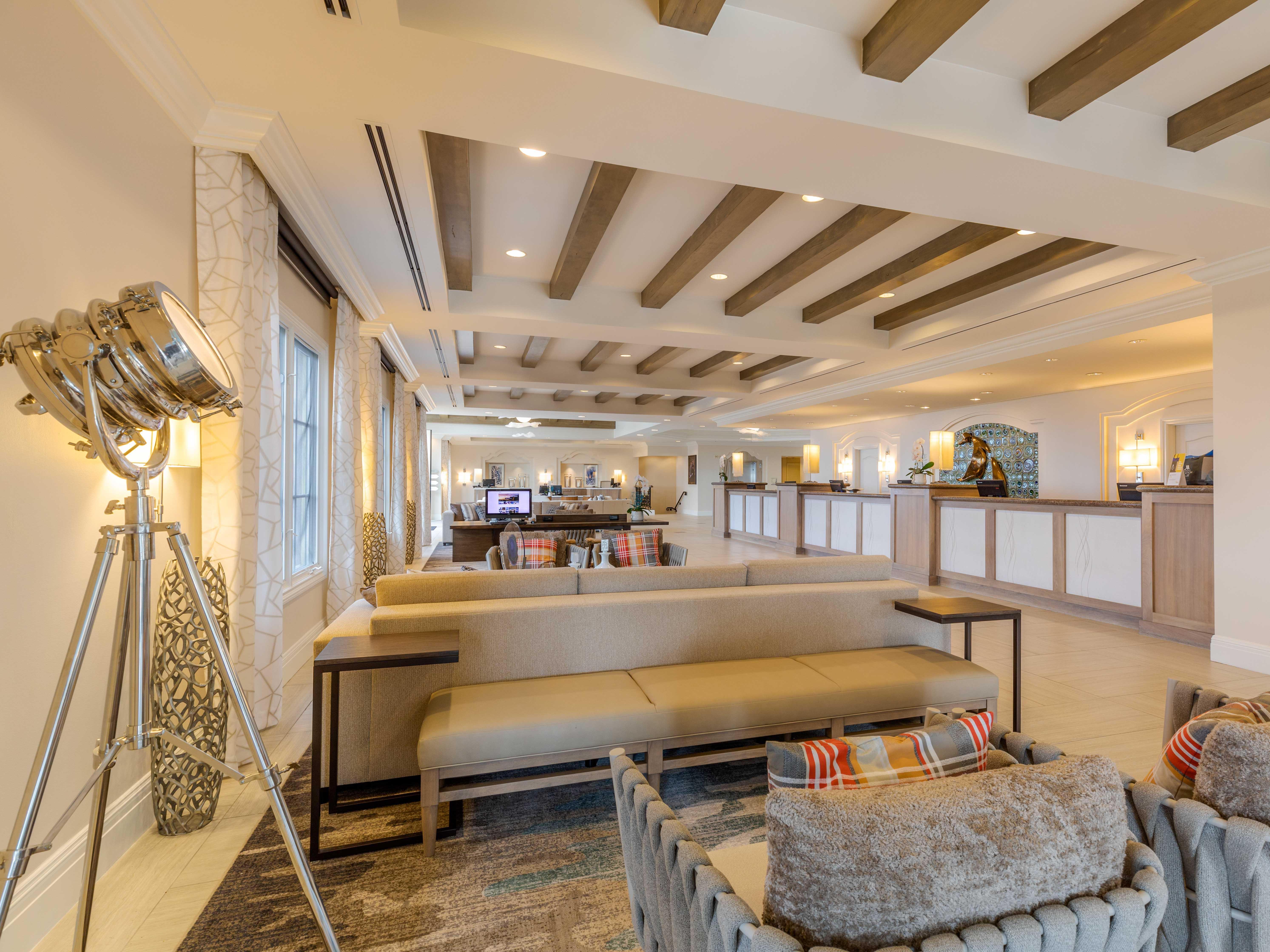 Marriott's Newport Coast<span class='trademark'>®</span> Villas Front Desk. Marriott's Newport Coast<span class='trademark'>®</span> Villas is located in Newport Coast, California United States.