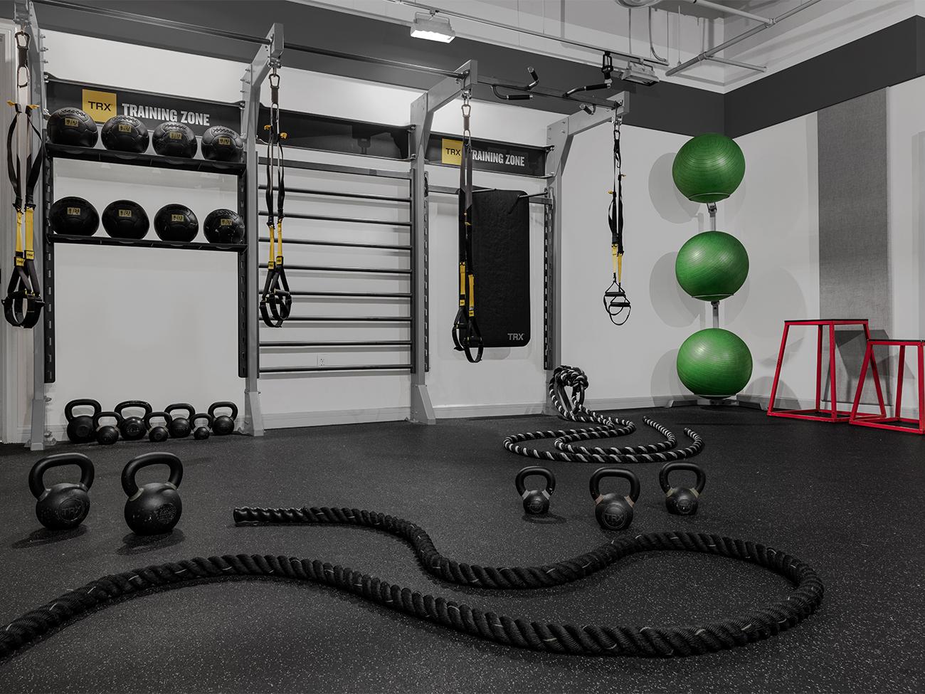 Marriott's Oceana Palms Fitness Center. Marriott's Oceana Palms is located in Riviera Beach, Florida United States.