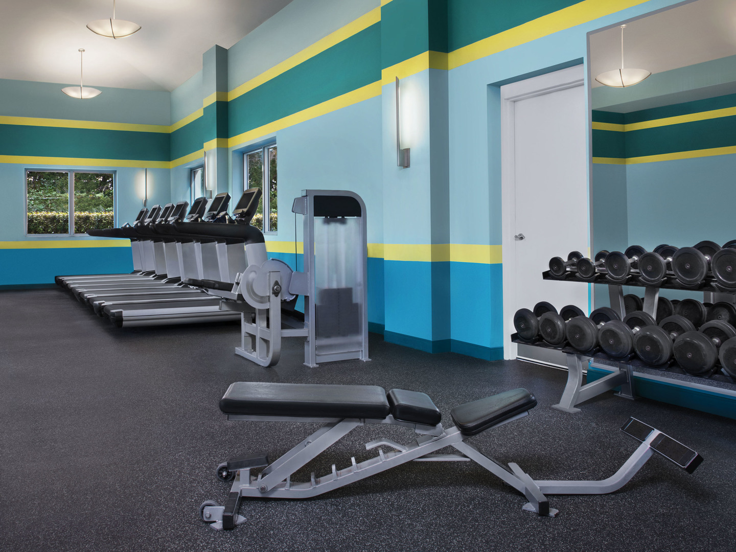 Marriott's OceanWatch Fitness Center. Marriott's OceanWatch is located in Myrtle Beach, South Carolina United States.