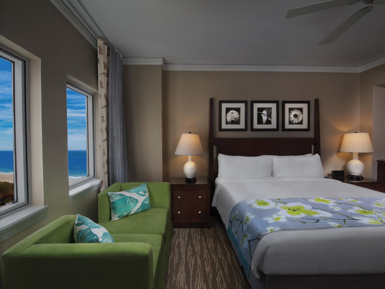 Marriott's OceanWatch Villa. Marriott's OceanWatch is located in Myrtle Beach, South Carolina United States.