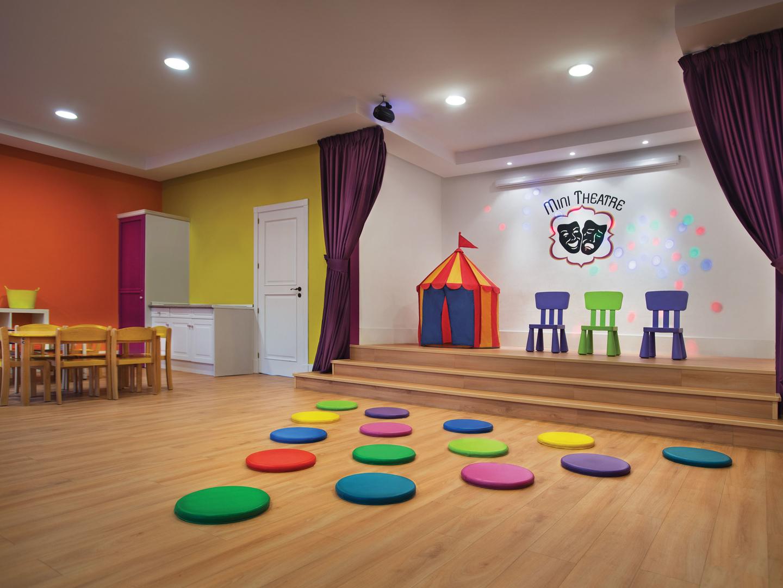 Marriott's Playa Andaluza El Torito Kids Club. Marriott's Playa Andaluza is located in Estepona, Malaga Spain.
