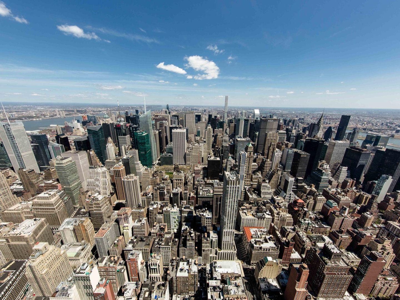 Marriott Vacation Club Pulse<span class='trademark'>®</span>, New York City Manhattan Skyline. Marriott Vacation Club Pulse<span class='trademark'>®</span>, New York City is located in New York City, New York United States.