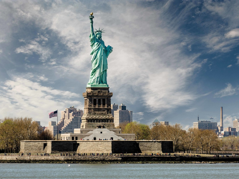 Marriott Vacation Club Pulse<span class='trademark'>®</span>, New York City Lady Liberty. Marriott Vacation Club Pulse<span class='trademark'>®</span>, New York City is located in New York City, New York United States.