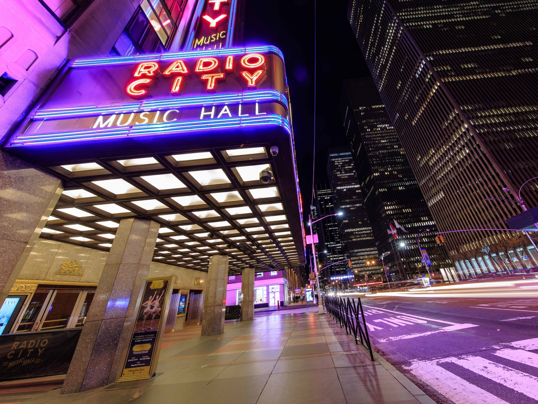 Marriott Vacation Club Pulse<span class='trademark'>®</span>, New York City Radio City Music Hall. Marriott Vacation Club Pulse<span class='trademark'>®</span>, New York City is located in New York City, New York United States.