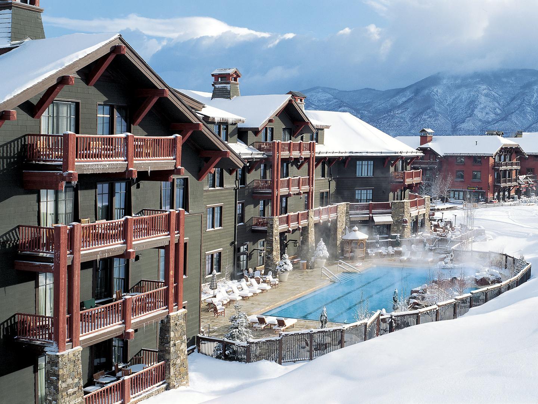 The Ritz-Carlton Club<span class='trademark'>®</span>, Aspen Highlands Resort Exterior. The Ritz-Carlton Club<span class='trademark'>®</span>, Aspen Highlands is located in Aspen, Colorado United States.