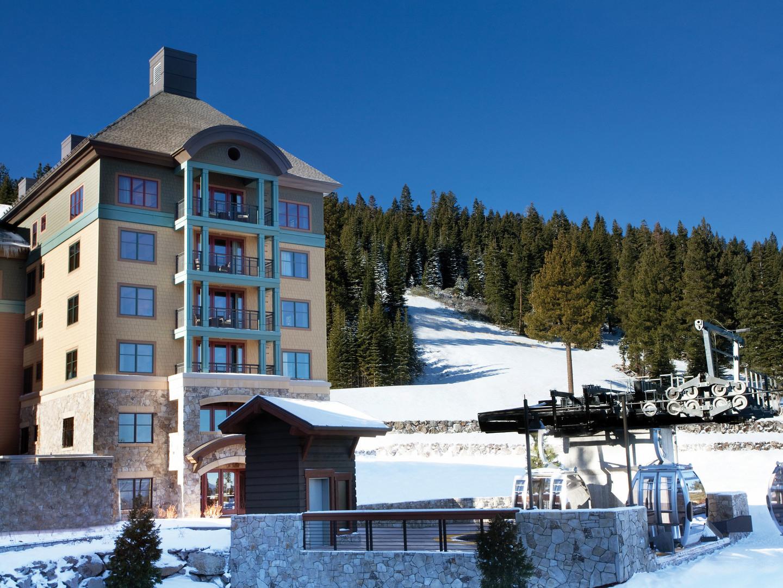 The Ritz-Carlton Club<span class='trademark'>®</span>, Lake Tahoe Resort Exterior. The Ritz-Carlton Club<span class='trademark'>®</span>, Lake Tahoe is located in Truckee, California United States.