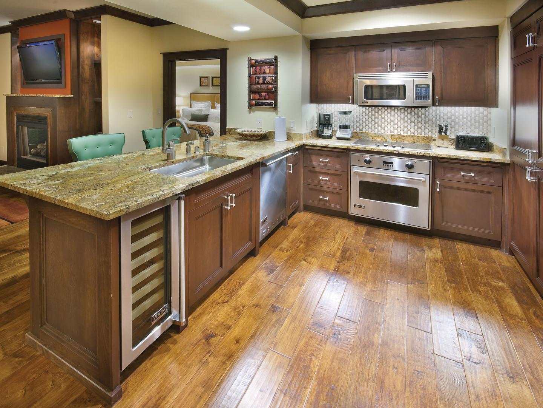 The Ritz-Carlton Club<span class='trademark'>®</span>, Lake Tahoe Residence Kitchen. The Ritz-Carlton Club<span class='trademark'>®</span>, Lake Tahoe is located in Truckee, California United States.