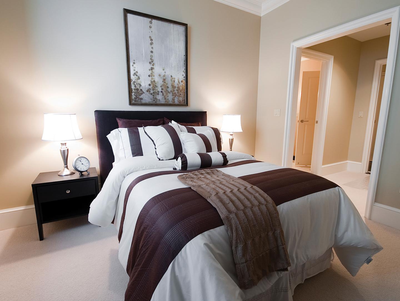 The Ritz-Carlton Club<span class='trademark'>®</span>, San Francisco Residence Master Bedroom. The Ritz-Carlton Club<span class='trademark'>®</span>, San Francisco is located in San Francisco, California United States.