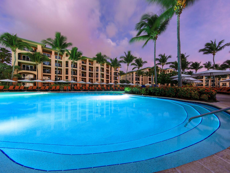 The Ritz-Carlton Club<span class='trademark'>®</span>, St. Thomas Main Pool. The Ritz-Carlton Club<span class='trademark'>®</span>, St. Thomas is located in St. Thomas,  Virgin Island U.S..