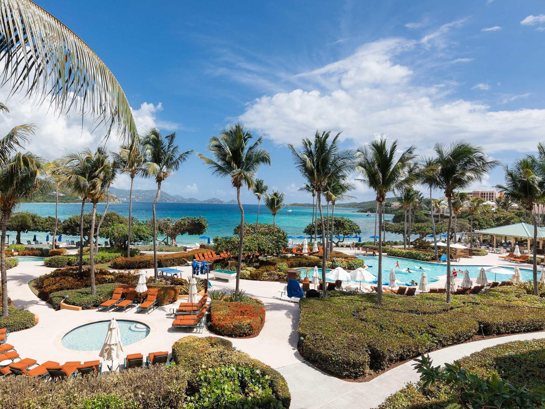 The Ritz-Carlton Club<span class='trademark'>®</span>, St. Thomas Resort View, Great Bay. The Ritz-Carlton Club<span class='trademark'>®</span>, St. Thomas is located in St. Thomas,  Virgin Island U.S..