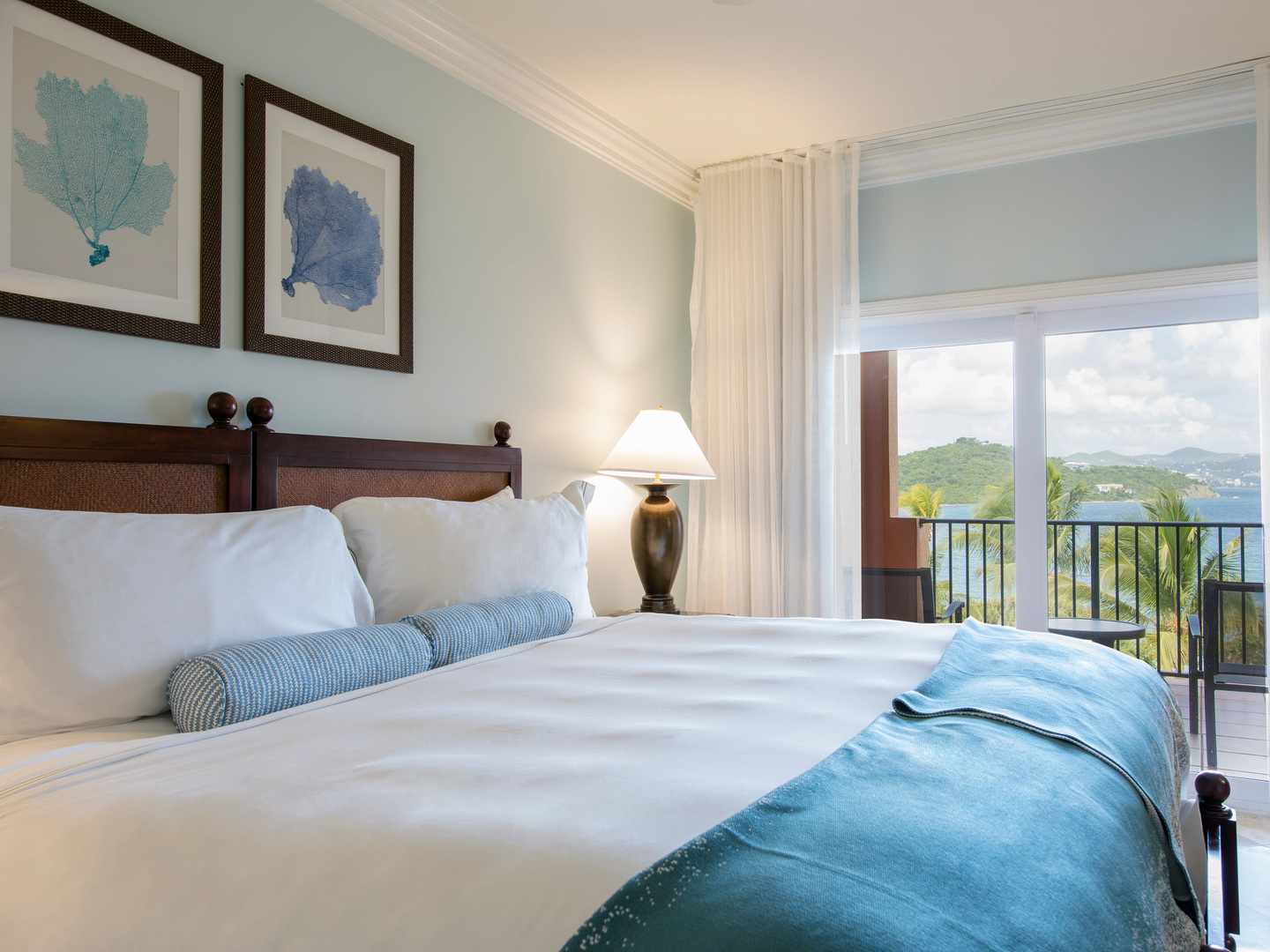 The Ritz-Carlton Club<span class='trademark'>®</span>, St. Thomas Residence 2nd Master Bedroom. The Ritz-Carlton Club<span class='trademark'>®</span>, St. Thomas is located in St. Thomas,  Virgin Island U.S..