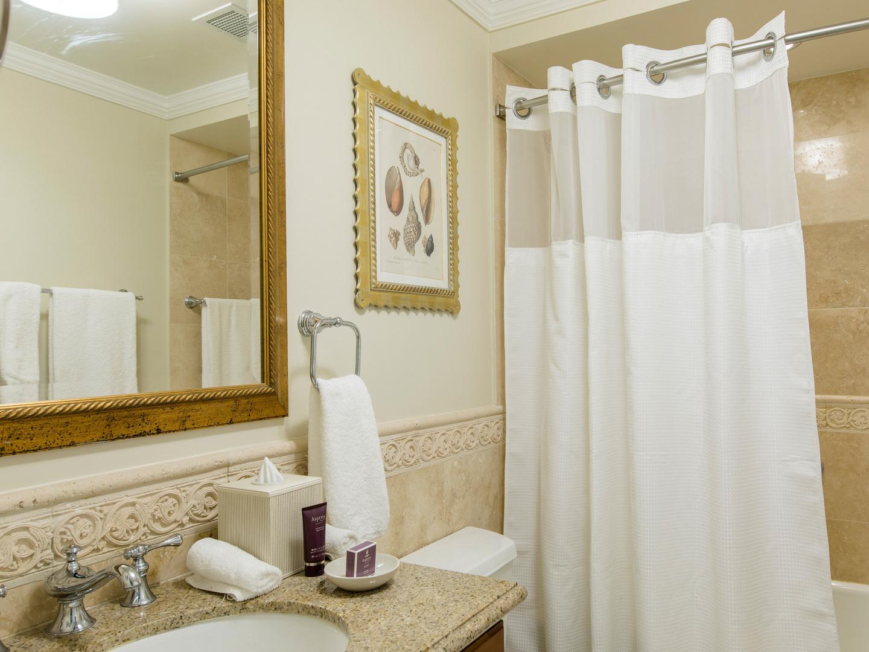 The Ritz-Carlton Club<span class='trademark'>®</span>, St. Thomas Residence Bathroom. The Ritz-Carlton Club<span class='trademark'>®</span>, St. Thomas is located in St. Thomas,  Virgin Island U.S..