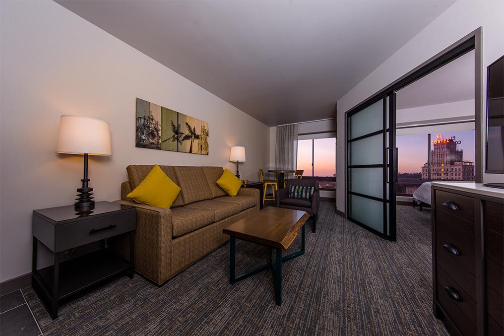 Accommodations Marriott Vacation Club Pulse San Diego
