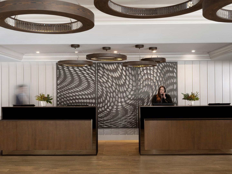 Marriott Vacation Club Pulse<span class='trademark'>®</span>, San Francisco Lobby Check-in. Marriott Vacation Club Pulse<span class='trademark'>®</span>, San Francisco is located in San Francisco, California United States.