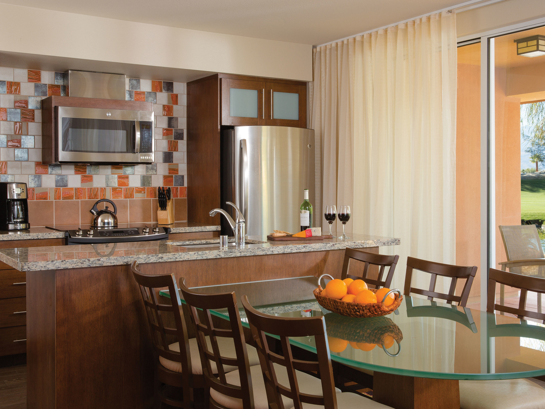 Marriott's Shadow Ridge Villa Kitchen (The Enclaves). Marriott's Shadow Ridge is located in Palm Desert, California United States.