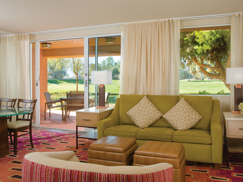 Marriott's Shadow Ridge Villa Living Room (The Villages). Marriott's Shadow Ridge is located in Palm Desert, California United States.