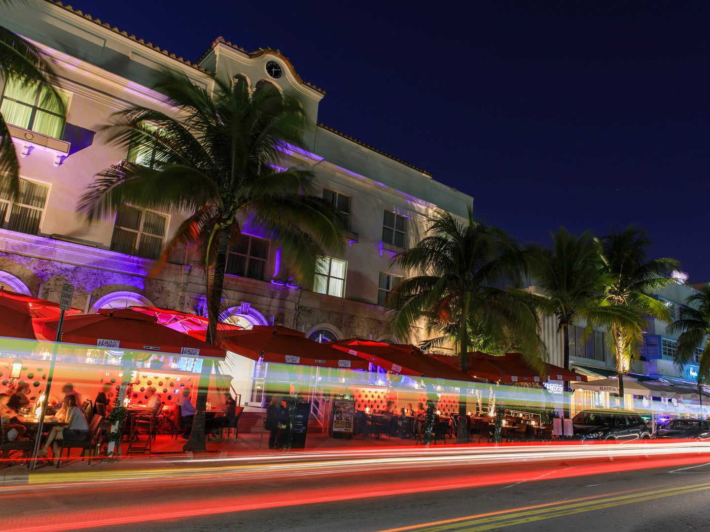 Marriott Vacation Club Pulse<span class='trademark'>®</span>, South Beach Resort Entrance Street View. Marriott Vacation Club Pulse<span class='trademark'>®</span>, South Beach is located in Miami Beach, Florida United States.