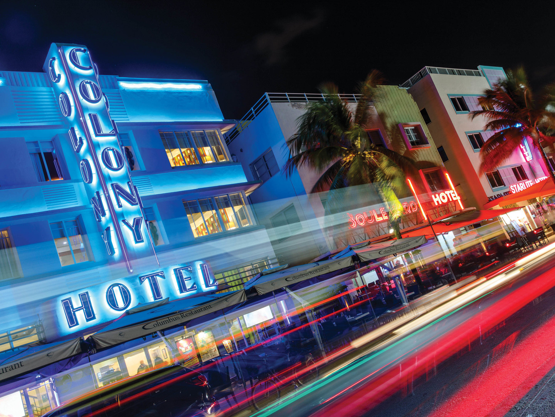 Marriott Vacation Club Pulse<span class='trademark'>®</span>, South Beach South Beach Ocean Drive. Marriott Vacation Club Pulse<span class='trademark'>®</span>, South Beach is located in Miami Beach, Florida United States.