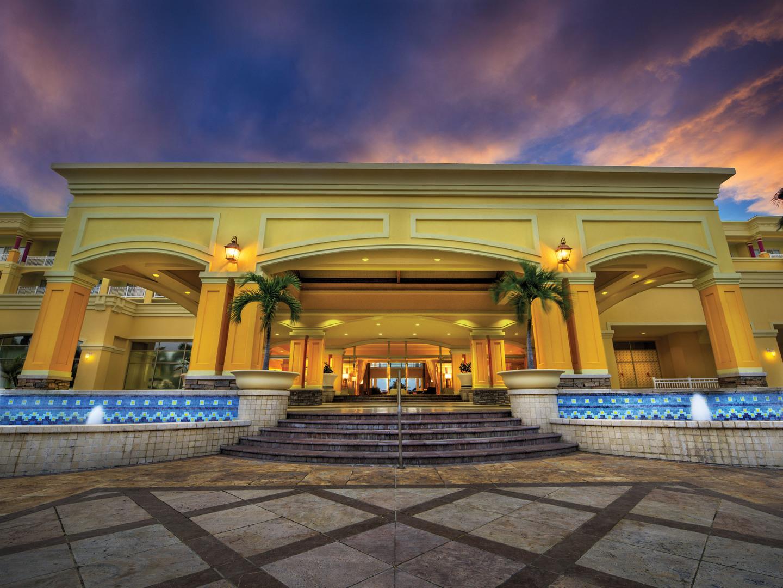 Marriott's St. Kitts Beach Club Resort Exterior. Marriott's St. Kitts Beach Club is located in St. Kitts,  St. Kitts and Nevis.