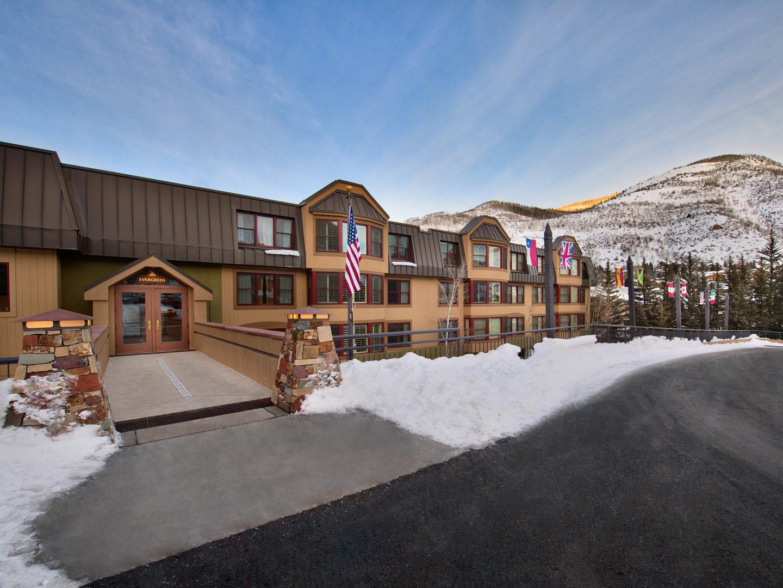 Marriott's StreamSide - Birch Resort Exterior, Evergreen. Marriott's StreamSide - Birch is located in Vail, Colorado United States.