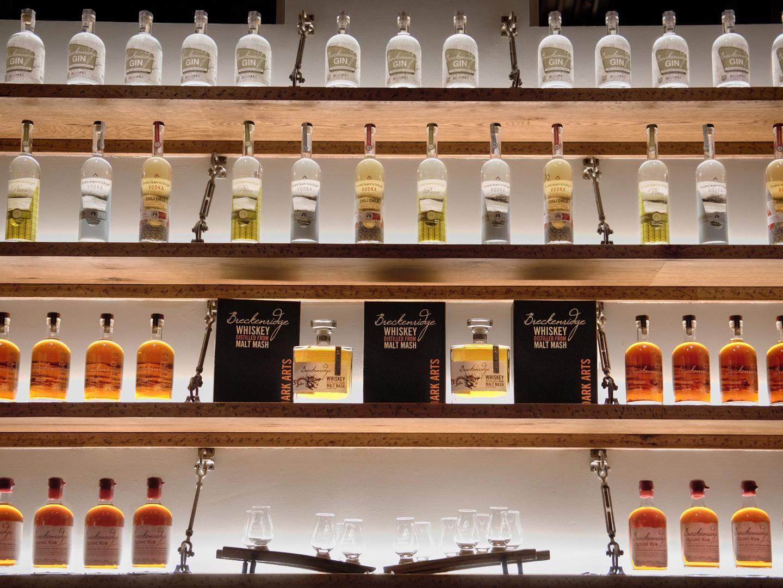Marriott's StreamSide - Birch Breckenridge Distillery Bar. Marriott's StreamSide - Birch is located in Vail, Colorado United States.