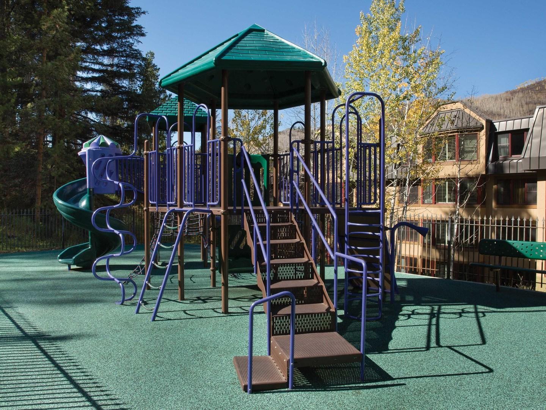 Marriott's StreamSide - Birch Playground. Marriott's StreamSide - Birch is located in Vail, Colorado United States.