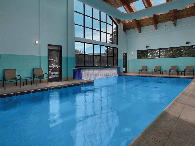 Marriott's StreamSide - Birch Indoor/Outdoor Pool. Marriott's StreamSide - Birch is located in Vail, Colorado United States.