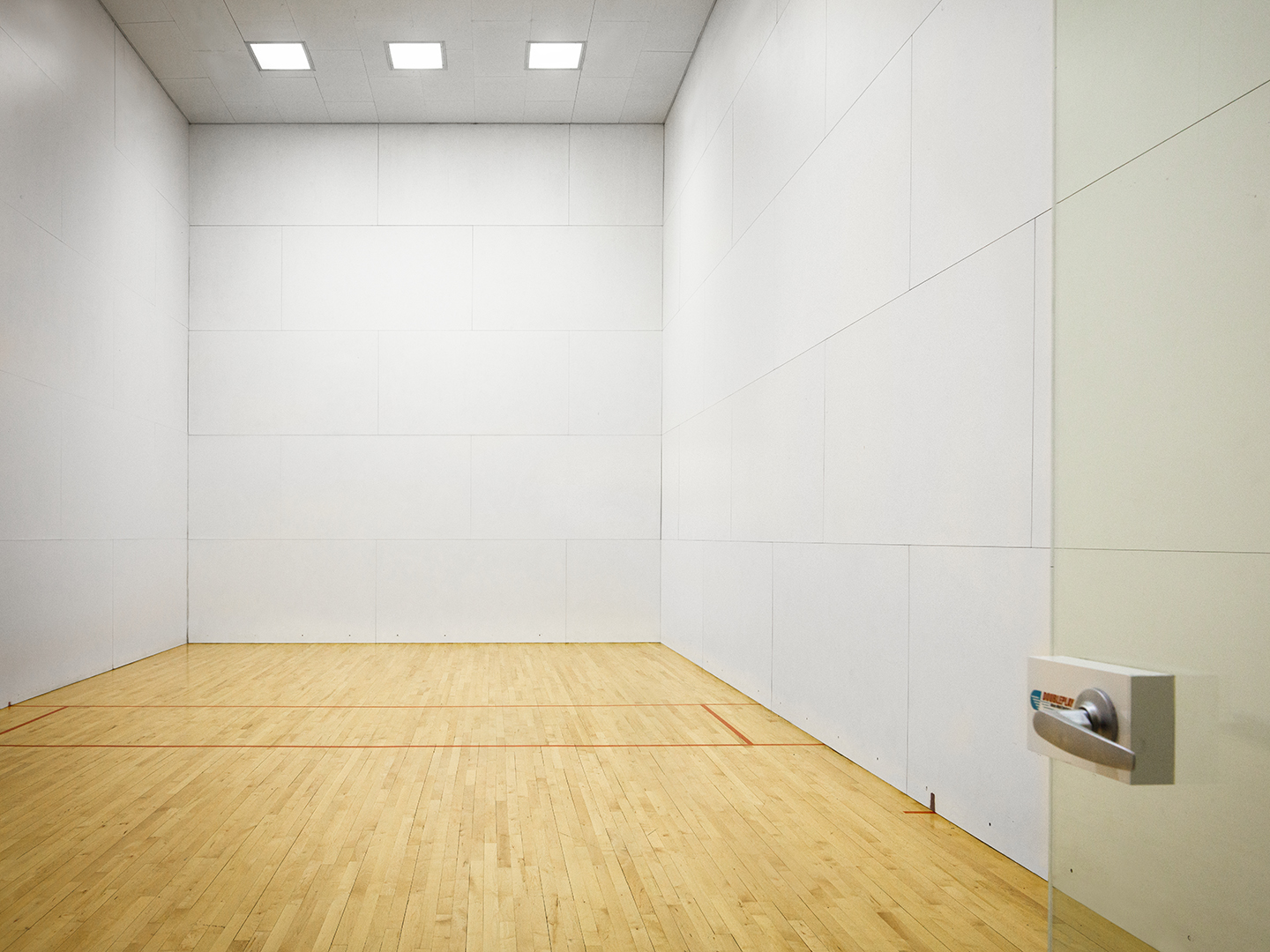 Marriott's StreamSide - Birch Racquetball Court. Marriott's StreamSide - Birch is located in Vail, Colorado United States.