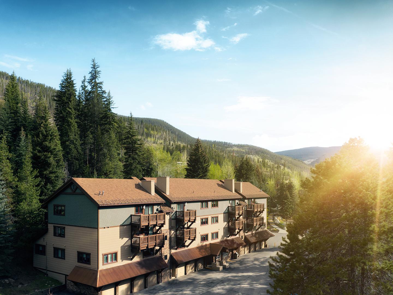 Marriott's StreamSide - Birch Resort Exterior, Birch. Marriott's StreamSide - Birch is located in Vail, Colorado United States.