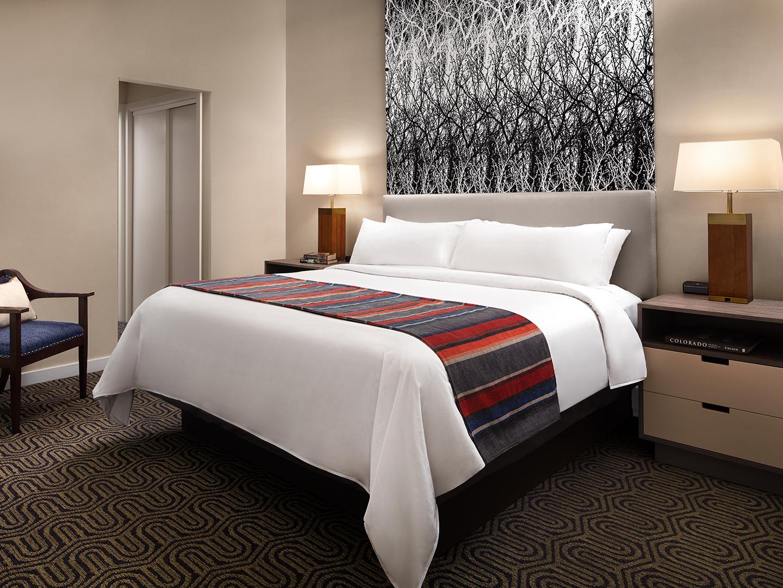 Marriott's StreamSide - Birch 1-Bedroom Loft/Guest Bedroom, Douglas. Marriott's StreamSide - Birch is located in Vail, Colorado United States.
