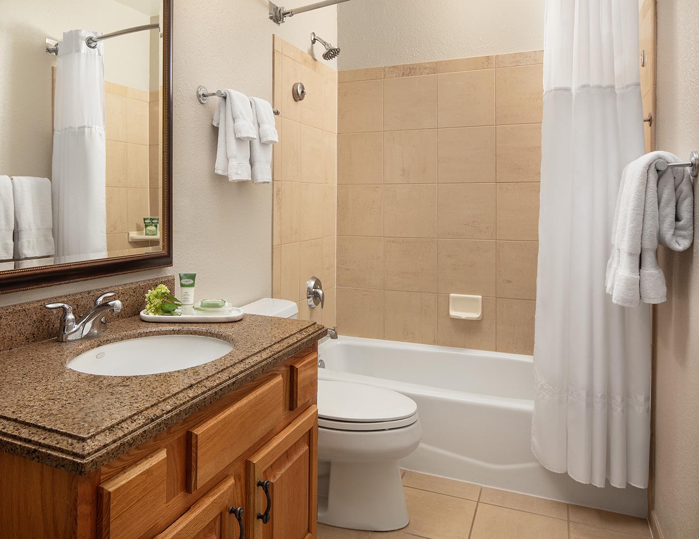 Marriott's StreamSide - Birch 1-Bedroom Bathroom, Birch. Marriott's StreamSide - Birch is located in Vail, Colorado United States.