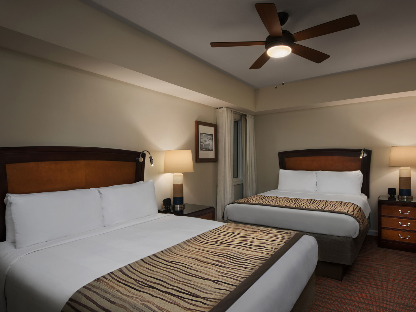 Marriott's SurfWatch<span class='trademark'>®</span> Villa 2nd Bedroom. Marriott's SurfWatch<span class='trademark'>®</span> is located in Hilton Head Island, South Carolina United States.