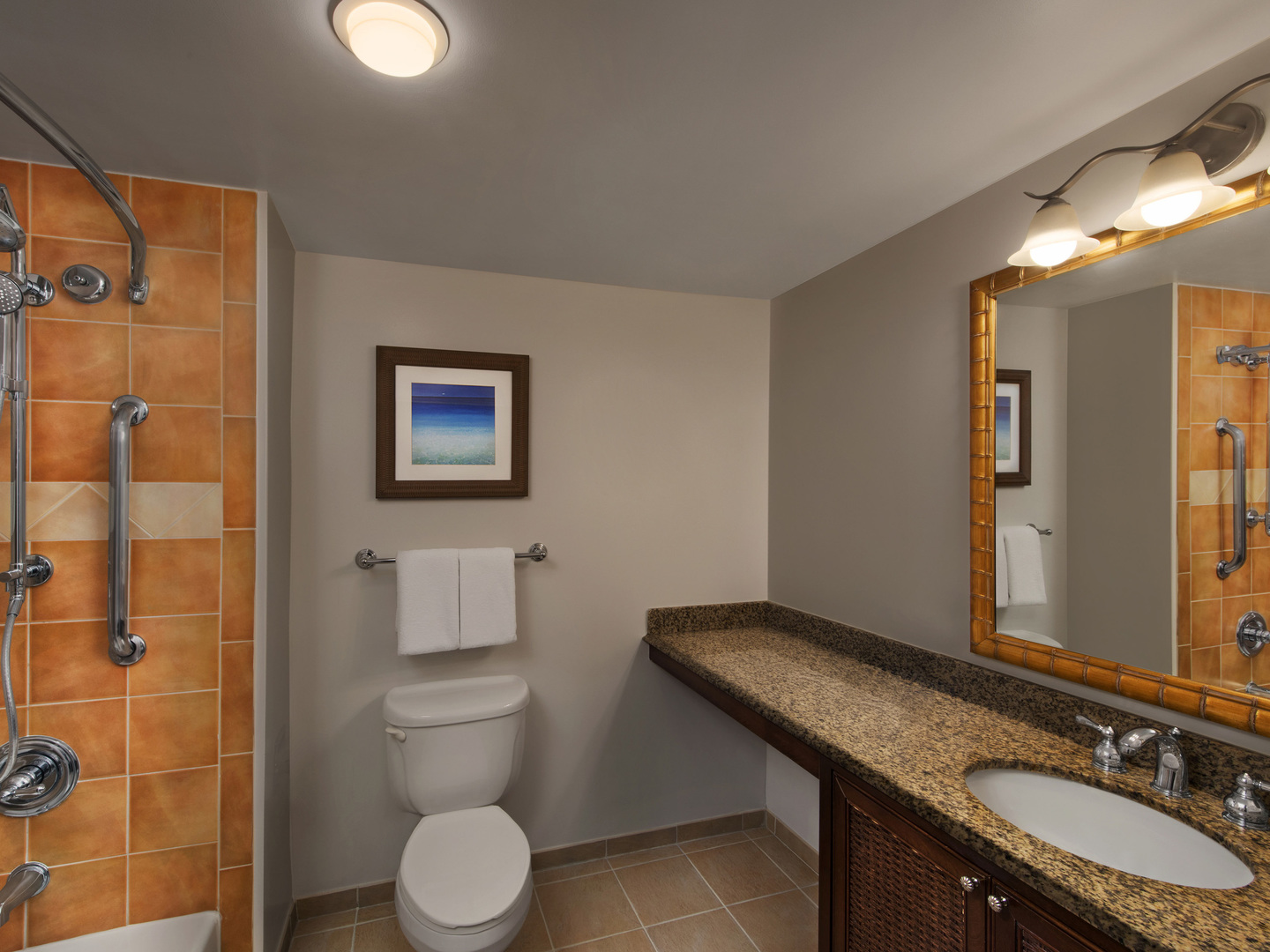 Marriott's SurfWatch<span class='trademark'>®</span> Villa 3rd Bathroom. Marriott's SurfWatch<span class='trademark'>®</span> is located in Hilton Head Island, South Carolina United States.