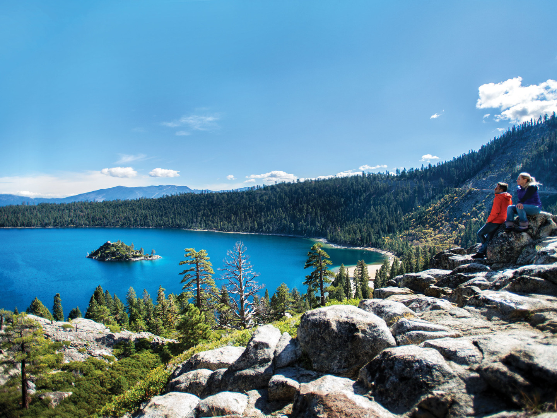 Marriott's Timber Lodge<span class='trademark'>®</span> Scenic Lake Tahoe. Marriott's Timber Lodge<span class='trademark'>®</span> is located in South Lake Tahoe, California United States.